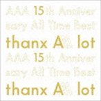 AAA / AAA 15th Anniversary All Time Best -thanx AAA lot-�ʽ�����������ס� [CD]