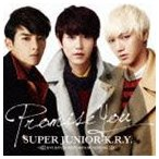 Super Junior-K.R.Y. / Promise You(CD+DVD) [CD]