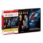 DVD2枚パック  アイアンマン アメイジング スパイダーマンTM