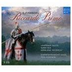 ヌリア・リアル/ローレン.../ドイツ・ハルモニア・ムンディ創立50周年記念リリース 17 ヘンデル 歌劇 リチャード一世 (全曲) CD