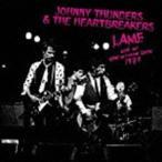 ジョニー・サンダース&ザ・ハートブレイカーズ/エル・エー・エム・エフ・ライヴ・アット・ザ・ヴィレッジ・ゲイト 1977 CD