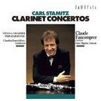 クロード・フォーコンプレ(cl)/シュターミッツ: クラリネット協奏曲 CD