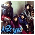 Not yet/週末Not yet(Type-A/CD+DVD※Music Clip、ドキュメント映像(大島優子、横山由依)収録/ジャケットA) CD