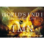 TM NETWORK/WORLD'S END Rhythm Red Live [DVD]