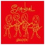 SCANDAL / OVER DRIVE(初回生産限定盤/CD+DVD) [CD]