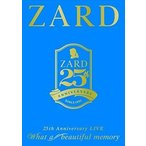 "ZARD 25th Anniversary LIVE""What a beautiful memory"" DVD"