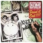 KNOCK OUT MONKEY / Paint it Out!!!!(CD+DVD) [CD]