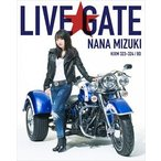 水樹奈々/NANA MIZUKI LIVE GATE(Blu-ray) [Blu-ray]