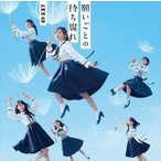 (初回仕様)AKB48/願いごとの持ち腐れ(通常盤/Type B/CD+DVD) CD