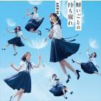 (初回仕様)AKB48/願いごとの持ち腐れ(通常盤/Type C/CD+DVD) CD