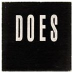 DOES/DOES(通常盤) CD