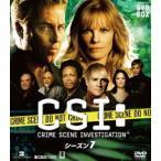 CSI:科学捜査班 コンパクト DVD-BOX シーズン7 DVD