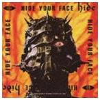 hide/HIDE YOUR FACE CD