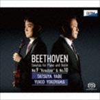 矢部達哉(vn)/ベートーヴェン:ヴァイオリン・ソナタ第9番「クロイツェル」&第10番(HQ-Hybrid CD) CD