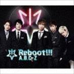 (初回仕様)A.B.C-Z/Reboot!!!(初回限定5周年Best盤/CD+2DVD) CD