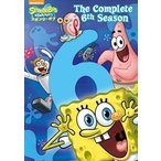 スポンジ・ボブ シーズン6 コンプリートBOX DVD