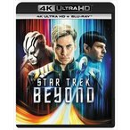 スター・トレック BEYOND Blu-ray