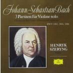 ヘンリク・シェリング/J.S.バッハ:無伴奏ヴァイオリンのためのパルティータ全曲 CD