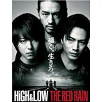 HiGH&LOW THE RED RAIN DVD