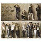 SUPER JUNIOR / Marry U(通常盤/CD+DVD/ジャケットA) [CD]