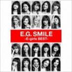 E-girls/E.G. SMILE -E-girls BEST-(2CD+3Blu-ray+スマプラ) CD