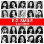 E-girls/E.G. SMILE -E-girls BEST-(2CD+スマプラ) CD