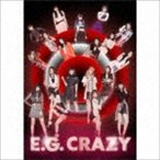 E-girls/E.G. CRAZY(初回生産限定盤/CD+Blu-ray) CD