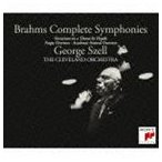 ジョージ・セル(cond)/ブラームス: 交響曲全集 CD