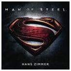 ハンス・ジマー(音楽)/マン・オブ・スティール オリジナル・サウンドトラック CD