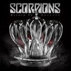 スコーピオンズ/祝杯の蠍団〜リターン・トゥ・フォエヴァー(通常盤) CD