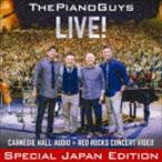 ピアノ・ガイズ/ライヴ!(初回生産限定盤/2CD+DVD) CD