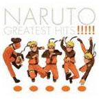 NARUTO GREATEST HITS!!!!!(期間生産限定盤/CD+DVD) CD