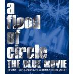 a flood of circle/THE BLUE MOVIE -青く塗れ!- 2016.06.04 Live at 新木場STUDIO COAST(10th アニバーサリーパック Blu-ray盤) [Blu-ray]