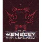 BABYMETAL/「LIVE AT WEMBLEY」BABYMETAL WORLD TOUR 2016 kicks off at THE SSE ARENA,WEMBLEY Blu-ray