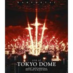 BABYMETAL/LIVE AT TOKYO DOME(通常盤) Blu-ray