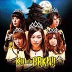 バリキュン!!/恋のBRKN!! CD