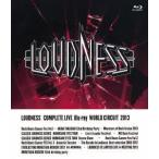 LOUDNESS/LOUDNESS COMPLETE LIVE Blu-ray WORLD CIRCUIT 2013 Blu-ray