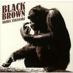 高崎晃/BLACK BROWN CD