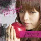 川嶋あい / One song(通常盤) [CD]