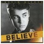 ジャスティン・ビーバー/ビリーヴ(通常盤) CD