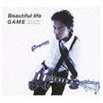 福山雅治/Beautiful life/GAME(初回限定 ※GAME Music Clip 収録DVD付盤/CD+DVD ※GAME Music Clip他収録) CD