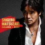 松崎しげる/ゴールデン☆ベスト 松崎しげる(SHM-CD) CD