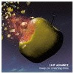 LAST ALLIANCE/Keep on smashing blue,(初回限定盤/CD+DVD) CD