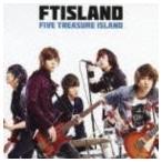 FTISLAND / FIVE TREASURE ISLAND(通常盤) [CD]