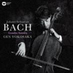 横坂源(vc) / J.S.バッハ:ガンバ・ソナタ集 [CD]