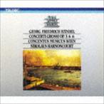 ニコラウス・アーノンクール(cond)/ヘンデル:合奏協奏曲 作品3&6(全曲) CD