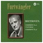 ヴィルヘルム・フルトヴェングラー(cond)/ベートーヴェン:交響曲 第6番 田園&第8番(ハイブリッドCD) CD