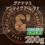 おてがるパックmini コーヒー豆 グアテマラ アンティグア レタナ 200g 約20杯分 コーヒー 豆