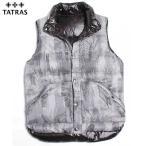 タトラス(TATRAS) メンズ ダウンベスト MTA17A 4458 01    61A