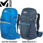 MILLET ミレー WELKIN 30 ウェルキン 30  2019SS アウトドア 小型バックパック トレッキング ハイキング 日帰り (ORION-BLUE):MIS2178
